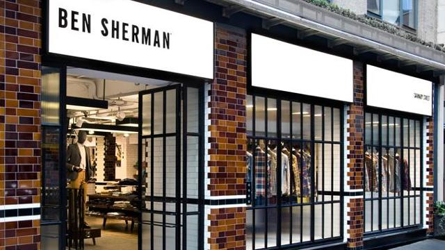 Ben Sherman photo